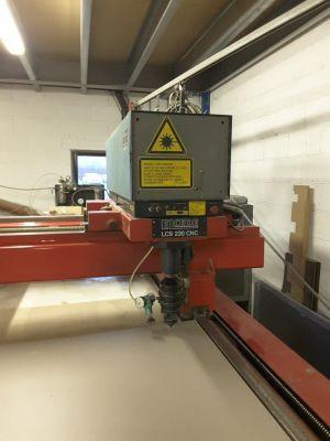 *IN OPTION* EUR 8,500 - 600 Watt laser LCS 220 with Ferranti