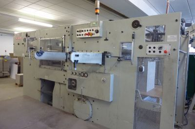 *In Negotiation* Automatic diecutter with stripping Size 106