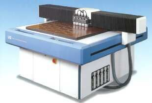 Counter cutter for phenolic counters Lasercomb PCC 1600
