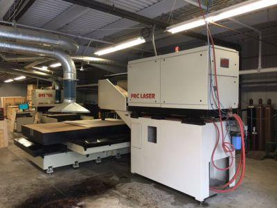 DataTech Laser - PRC Laser 2000 W, for steel rule dies