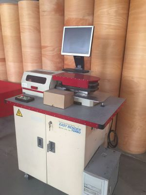 SOLD Easy Bender turbo for 23,80 x 0,71 and 1,05 mm cutting rulles