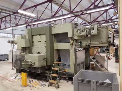 EUR 17.500 - Wupa 5.2 Automatic die-cutter with stripping