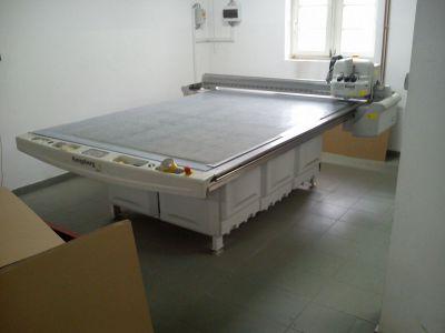 ** SOLD **Esko / Kongsberg XL 22, Samplemaker - ploter