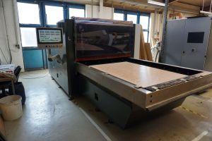 2.5 kW Marbach Laser Cutting System