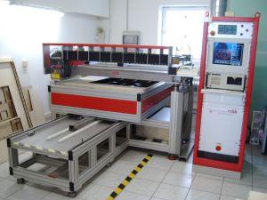 300 Watt-Laser MBB with Rofin Sinar sealed-off laser