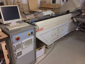 ACS 100 Automatic Steel Rule Processor