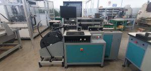 Automatische Ablängmaschine für Stahllinien 60 x 1,42 mm