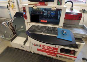 Biegeautomat ECOPlus von Serviform