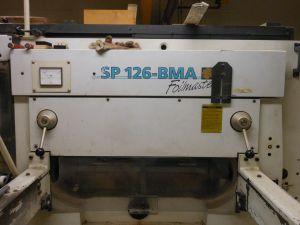 Bobst 126 BMA Foilmaster