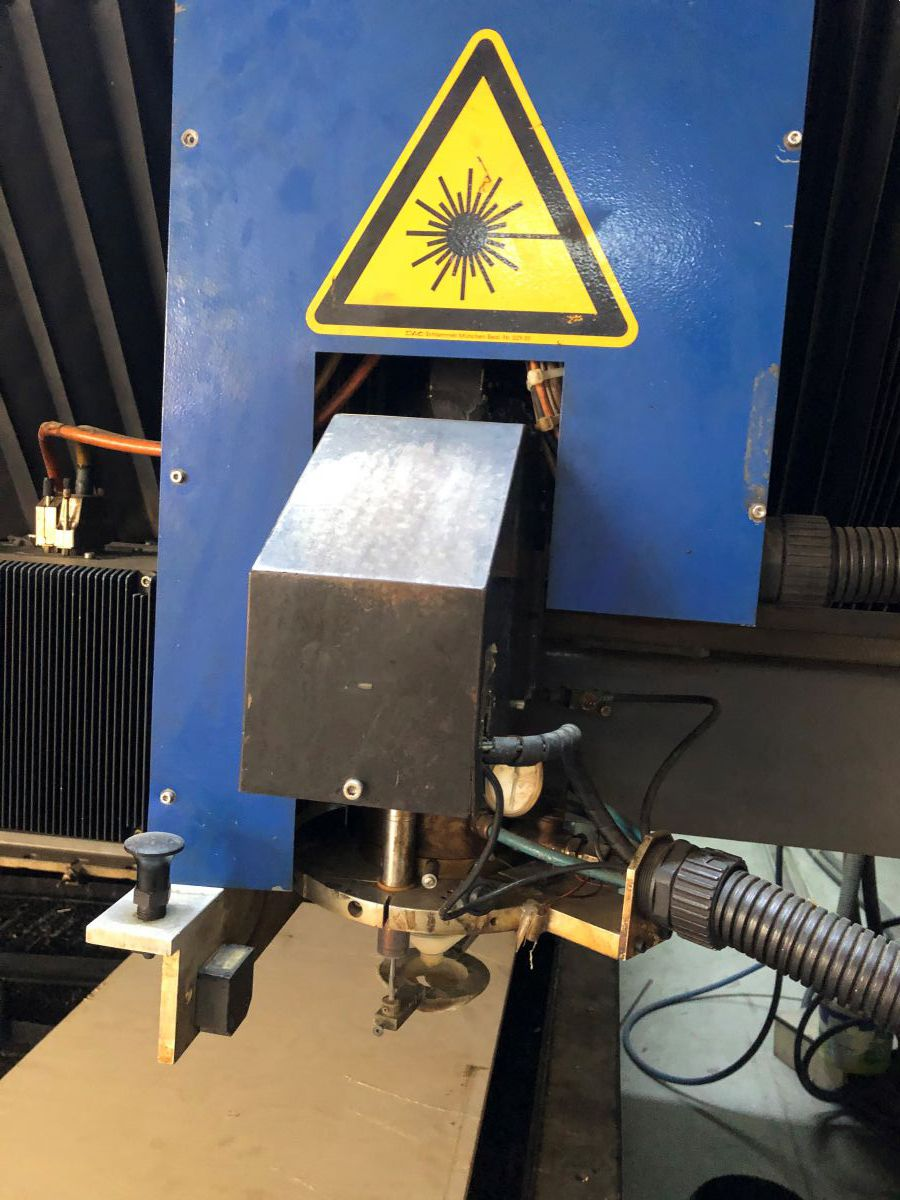caladora laser pts 3020 con dc020
