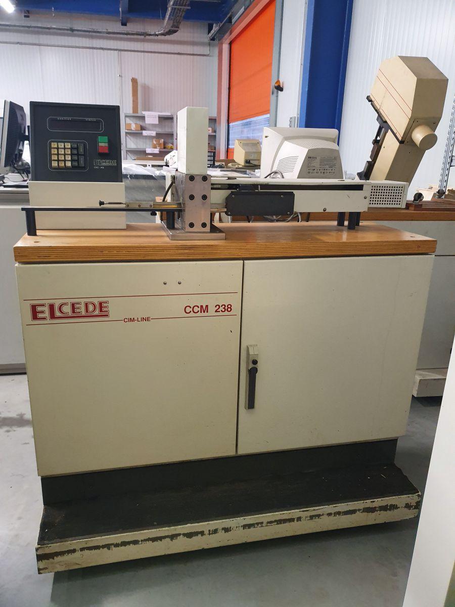 ccm 238 broaching machine