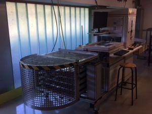Coilmate, automatische Biegemaschine für Bandstahlschnitte