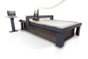 Cosign X500 SCP Fräsmaschine für Stanz-Rill-Platten & Pertinax