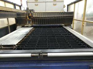 Cutlite Penta Plus 2515 2200 Watt: Gebrauchte Laserschneidanlage für Stanzformen