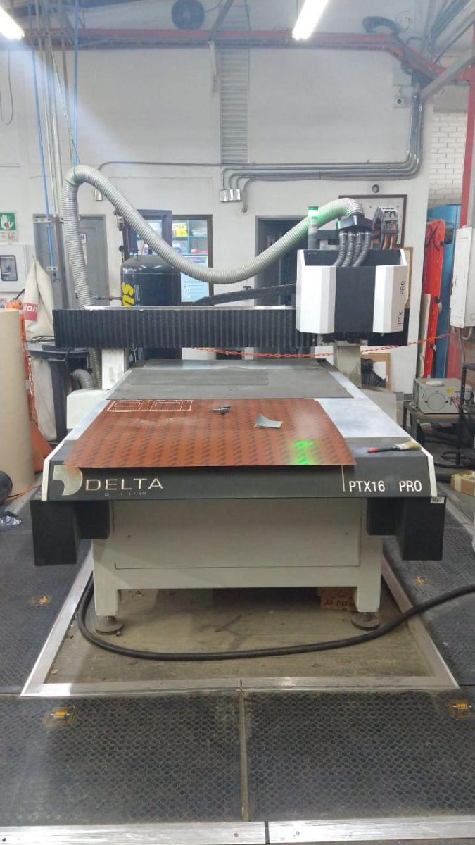 delta ptx 1613 pro router for pertinax