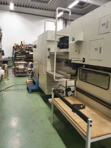 Die-Cutter & Hot Foil Stamping machine Brausse 1050 SEF