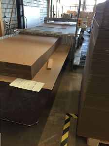 Digital Cutter ESKO-Kongsberg DCM 24 Digital for Corrugated Boxes