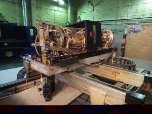 ELCEDE LCS 160 4T with Ferranti source 600 Watt