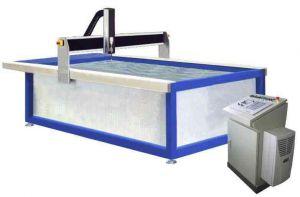 EUR 76.000 Nueva cortadora por chorro de agua para troqueles, moldes, suajes. Nuevo Modelo!