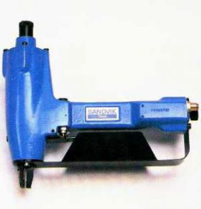 Extractor pneumático de fleje / pleca Sandvik 50-0