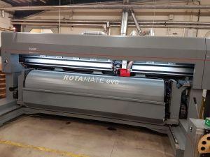 Gebrauchter Laser für Rotations-Stanzformen mit 3 kW