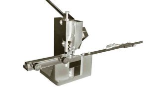 GNU DN 74 - Double Lipper & Cutter for steel rules