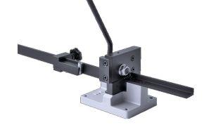 GNU H62 straigt cutter for 2 pt. steel rules