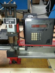 HC3 LE Lipper-Cutter for Steel rules of 2 pt