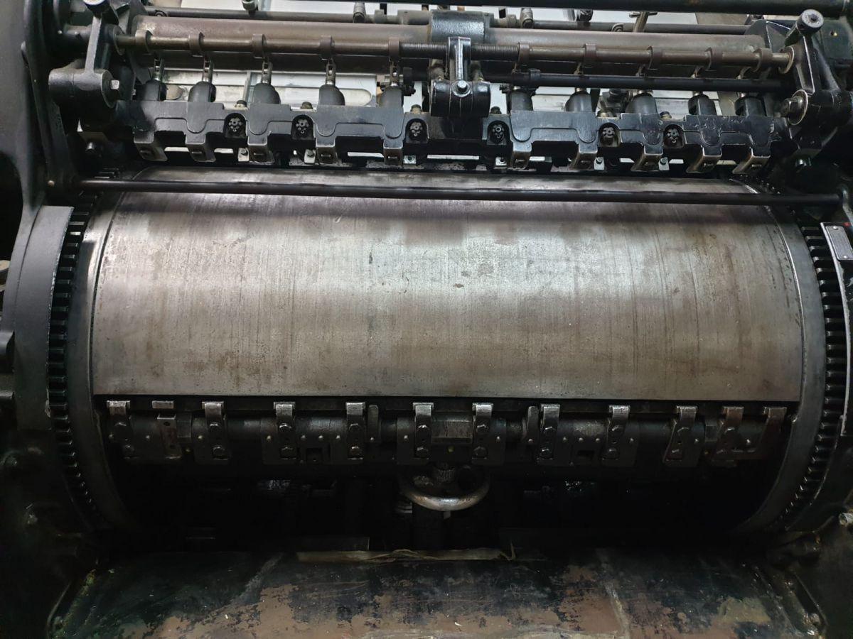 heidelberg cylinder diecutter