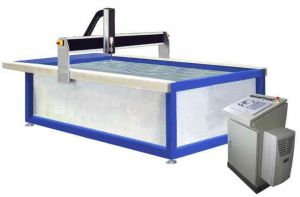 JetCut Waterjet-cutting machine for ejection rubber NEW MODEL