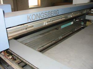 Kongsberg DS 2000 automatic JigSaw