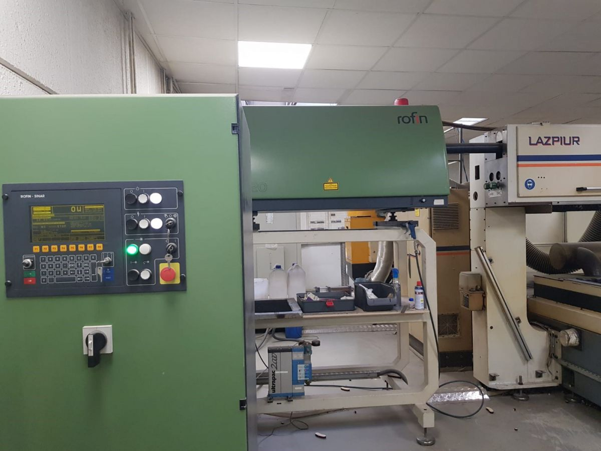 laser for flat rotary cuttingdies dc020