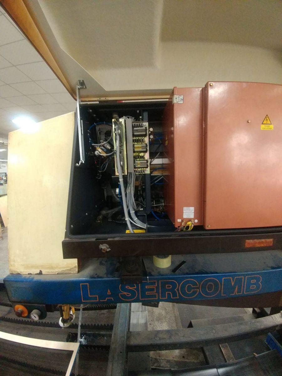 lasercomb cls 2115 dc 020 2 kw
