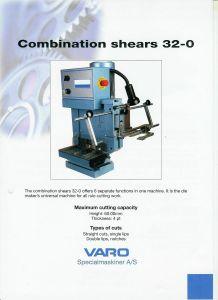 Looking for Sandvik 32-0 Combi Shears