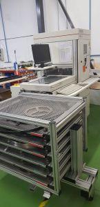 Maschinen für Mustermachen, Fräsen und Stanzformen herstellen