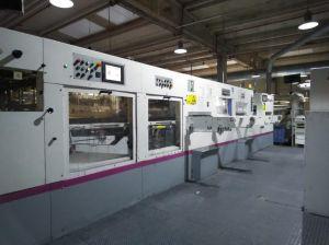 MK DUO, troqueladora y hot-foil en una máquina