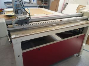 Mustermacher-Plotter Aristo 1300 x 1700 mm