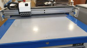 Plotter for cutting samples an milling Pertinax Lasercomb HSP 2113,