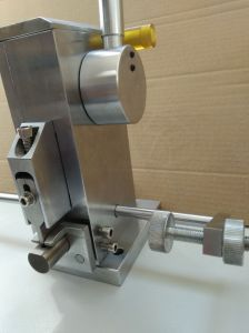 Puenteadora para flejes / plecas, 5 mm de ancho, NUEVA