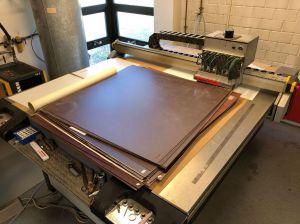 RESERVED Lasertechnik Plotter & Milling machine for Pertinax