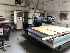 RESERVIERT Lasertechnik-Laser mit SM 700 (Rofin Sinar)