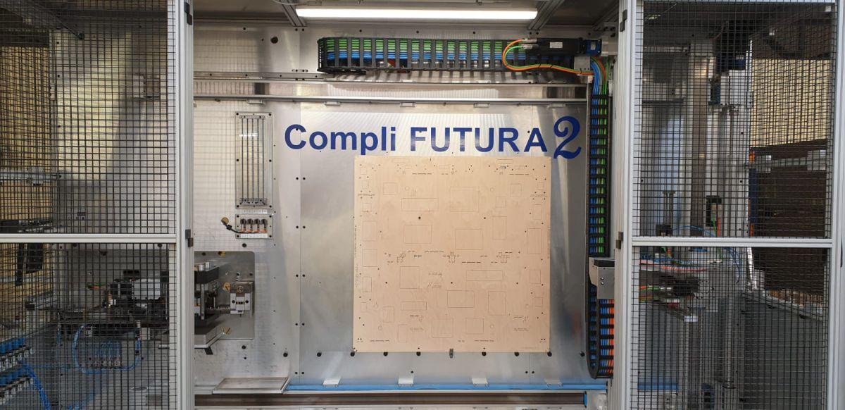 robot automtico para fabricacin de machos de descartonado
