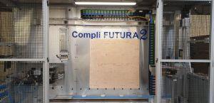 Robot automático para fabricación de machos de descartonado
