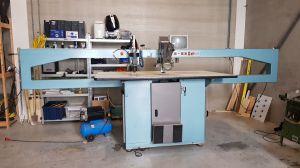 Sandvik Varomatic PV 1850 Automatic
