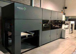 Troqueladora Highcon: Máquina digital para corte y hendido de papel y cartón
