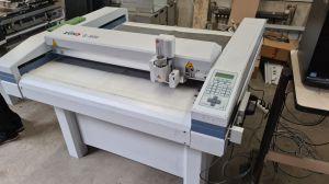 Zünd S800 plóter para corte de muestras