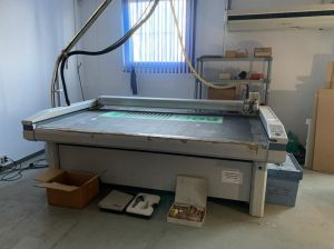 Zünd XL 1200 Mustermacher-Plotter